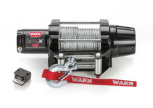 WARN 101045 VRX 45 Wire Rope Powersports Winch