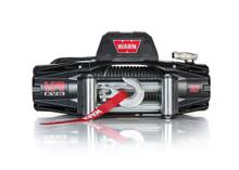 Warn VR EVO 10 Standard Duty 10,000 Lb Winch With Wire Rope - 103252