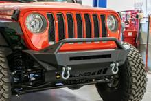 DV8 FBJL-01 Stubby Front Bumper For Jeep JL/JT