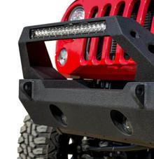 DV8 FS-25 Stubby Front Bumper For Jeep JK/JL/JT