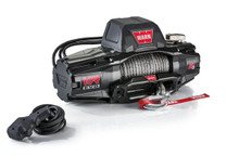 Warn VR EVO 8-S Standard Duty 8,000 Lb Winch With Synthetic Rope - 103251