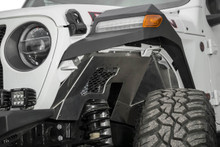 ADD Rock Fighter Front Inner Fender Liners For Jeep Wrangler JL - D96164400NA