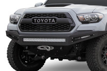 ADD HoneyBadger Winch Front Bumper For 16-21 Toyota Tacoma - F687382730103