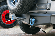 Iron Cross Stubby Rear Bumper For 2018+ Jeep Wrangler JL - GP-2100
