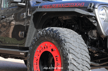 Iron Cross Front Fender For 18+ Jeep Wrangler JL - GP-FF102