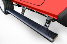 AMP Research PowerStep XL Running Boards For 18-21 Jeep Wrangler JL - 77132-01A