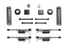 "Fabtech 3"" Sport Lift Kit With Dirt Logic 2.25 Resi Shocks For Jeep Gladiator – K4161DL"