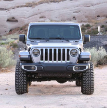 """Fabtech 3"""" Trail Lift Kit With Stealth Shocks For Jeep Gladiator - K4167M"""