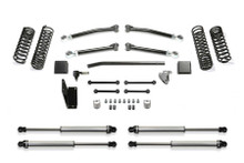 """Fabtech 3"""" Trail Lift Kit With Dirt Logic Shocks For Jeep Gladiator - K4167DL"""