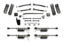 "Fabtech 3"" Trail Lift Kit With Dirt Logic 2.25 Resi Shocks For Jeep Gladiator - K4168DL"