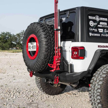 Road Armor Stealth Rear Fender Flare For 18-20 Jeep Wrangler JL - 518AFR0B