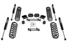 "TeraFlex 2.5"" Lift Kit W/9550 VSS Shocks For Jeep Wrangler JL - 1354250"
