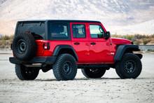 "TeraFlex 2.5"" Sport ST2 Suspension System W/ Falcon 2.1 Monotube For Jeep Wrangler JLU - 1612021"