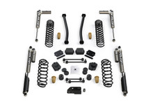 "TeraFlex 2.5"" Sport ST2 Lift Kit W/Falcon SP2 3.1 For Jeep Wrangler JL - 1612000-SP2-3.1"