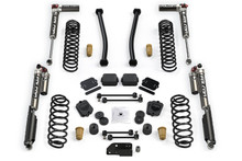 "TeraFlex 2.5"" Sport ST2 Suspension System W/ Falcon 3.3 Fast Adjust For Jeep Wrangler JL Unlimited – 1512033"