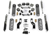 "TeraFlex 3.5"" Sport ST3 Suspension System W/ Falcon 2.1 Monotube For Jeep Wrangler JL Unlimited - 1513021"