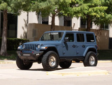 Road Armor Spartan Front Bumper For Jeep Wrangler JL/Gladiator - 5183XF0B