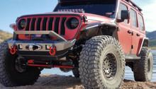 Road Armor Stealth Front Fender Liner For Jeep Wrangler JL - 5183XF0B