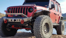 Road Armor Stealth Front Fender Liners For Jeep JL/JT - 5183XF0B