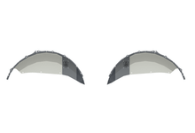 Road Armor Stealth Rear Fender Liners For Jeep Wrangler JL - 518LFR0Z