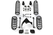 "TeraFlex 2.5"" Lift Kit W/Out Shocks Or Extensions For 07-18 Jeep Wrangler JK 4 Doors - 1351000"