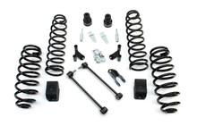 "TeraFlex 2.5"" Lift Kit W/ Shocks Extensions For 07-18 Jeep Wrangler JK 4 Doors - 1352000"