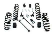 """TeraFlex 2.5"""" Lift Kit W/Shocks Extensions For 07-18 Jeep Wrangler JK - 1352000"""