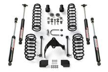 """TeraFlex 2.5"""" Lift Kit W/9550 VSS Shocks For 07-18 Jeep Wrangler JK - 1251000"""