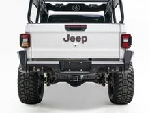 Fab Fours Rear Bumper For 2020 Jeep Gladiator - JT20-Y1950-1