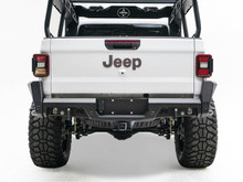 Fab Fours Rear Bumper For 2020 Jeep Gladiator