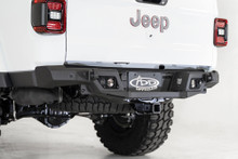 ADD Stealth Fighter Rear Bumper W/ Backup Sensors For 2020 Jeep Gladiator JT - R971241280103
