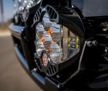 Baja Designs 270011 LP6 Pro Amber Spot Round LED Light