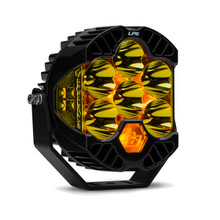 Baja Designs LP6 Pro Amber Spot Round LED Light - 270011