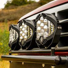 Baja Designs LP9 Sport White Driving Combo Round LED Light - 350003
