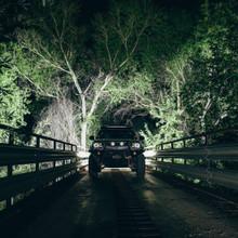 Rigid Radiance Pod Scene LED Lights With Red Backlight - 68202
