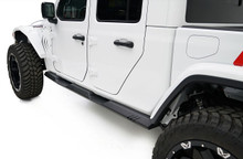 Fab Fours Rock Sliders For Jeep Gladiator - JT20-G1650-1