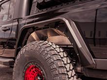 Road Armor Stealth Rear Fender Liners For Jeep Gladiator - 520LFR0Z