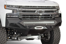 ADD Stealth Fighter Winch Front Bumper W/ Sensors For 19-21 Chevy Silverado 1500 - F441423030103
