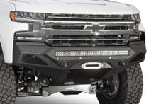 ADD Stealth Fighter Winch Front Bumper W/ Sensors For 19-21 Chevy Silverado 1500 - F441423030103