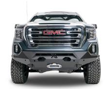 Fab Fours Matrix Front Bumper For 19-20 GMC Sierra 1500 - GS19-X3951-1