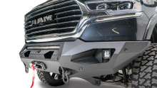 Fab Fours Matrix Front Bumper For 19-21 Ram 1500 - DR19-X4251-1