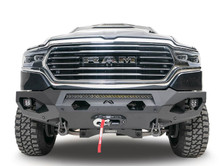Fab Fours Matrix Front Bumper For 2019 Ram 1500 - DR19-X4251-1