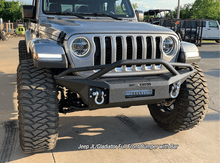 Iron Cross Front Bumper With Bar For 18+ Jeep Wrangler JL/Gladiator - GP-1302