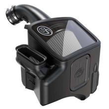 S&B 75-5136D Cold Air Intake For 2020 Silverado/Sierra Duramax L5P 6.6L (Dry)