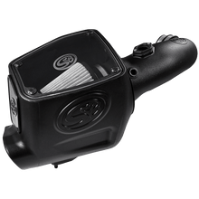 S&B 75-5105D Cold Air Intake For 08-11 Ford Powerstroke 6.4L