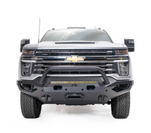 Fab Fours Matrix Front Bumper With Pre-Runner Guard For 2020 Chevy Silverado 2500/3500 HD - CH20-X4952-1