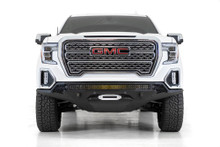 ADD Stealth Fighter Winch Front Bumper W/Sensors For 19-21 GMC Sierra - F471423030103