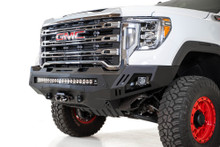 ADD Stealth Fighter Front Bumper For 20-21 GMC Sierra HD - F461403030103