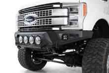 ADD Bomber (Rigid) Front Bumper For 17-21 Ford Super Duty - F160014110103