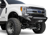 ADD Stealth Fighter Winch Front Bumper For 17-21 Ford Super Duty - F161202860103